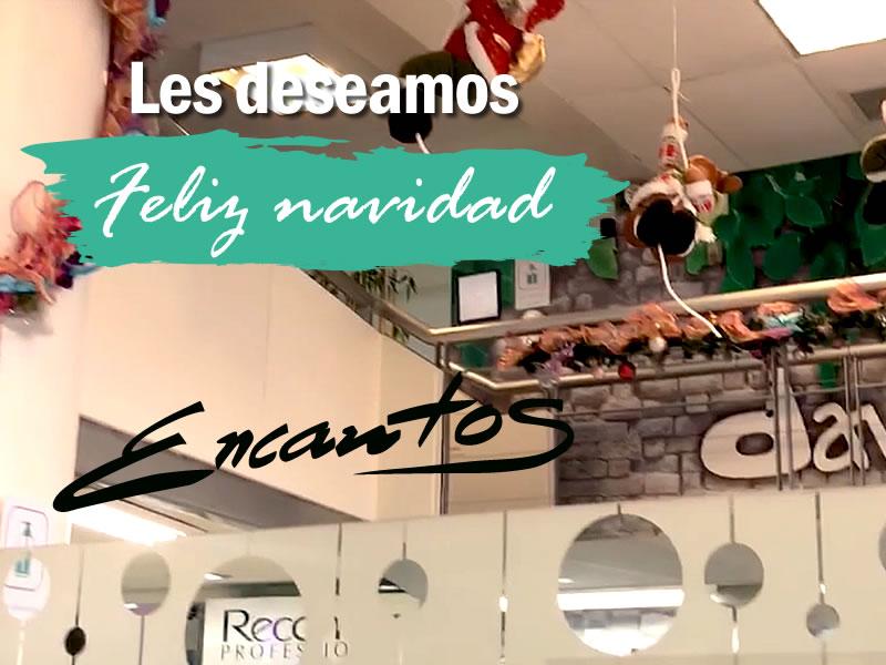 FELIZ NAVIDAD - ENCANTOS