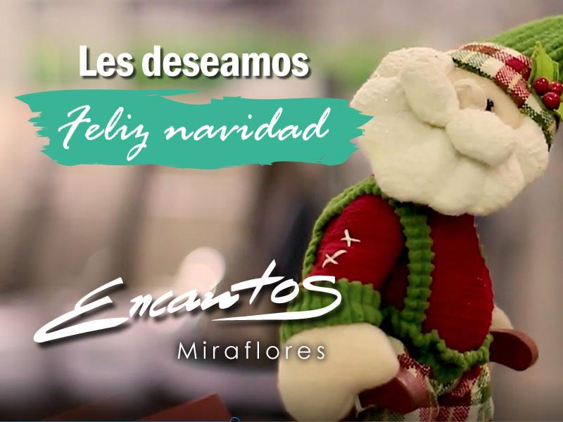 NAVIDAD ENCANTOS MIRAFLORES